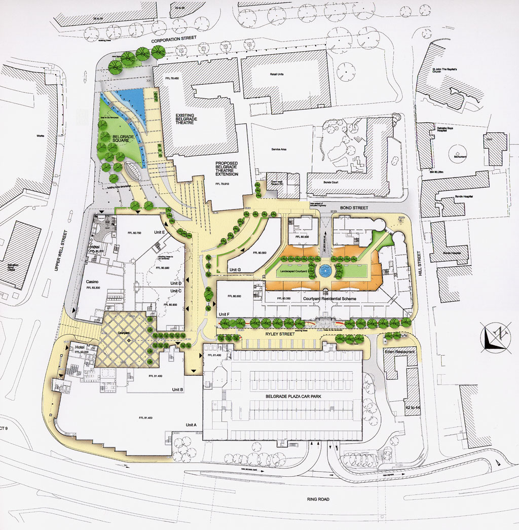 Coventry official belgrade plaza construction thread for Coventry plan